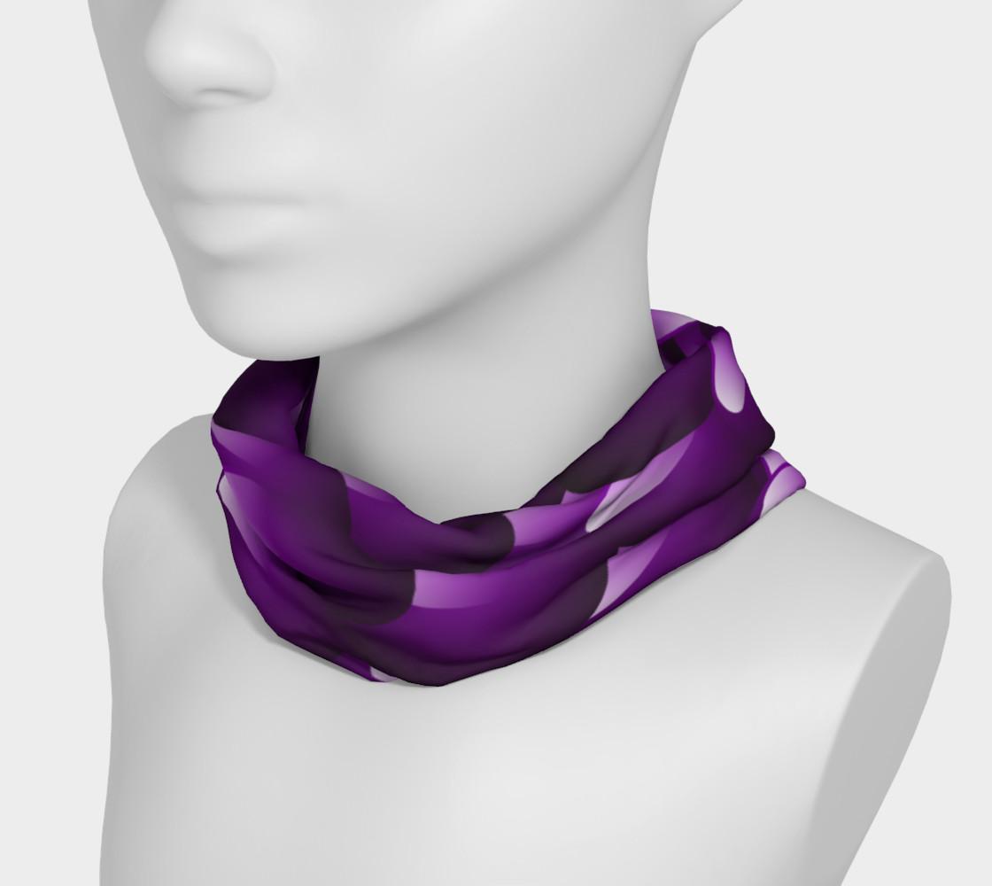 Purple Bubble Headband preview #3
