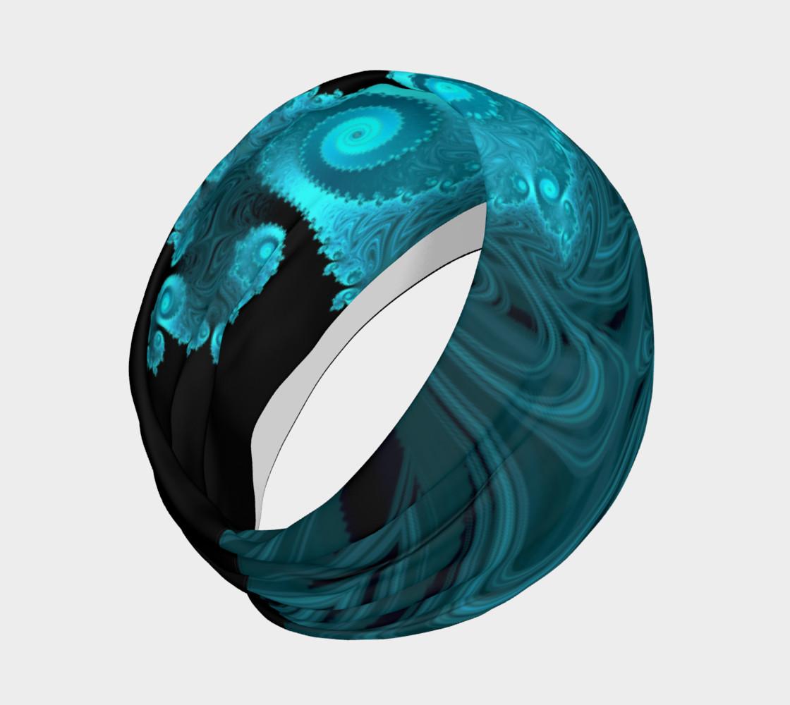 Aperçu de Black Ice Headband #2