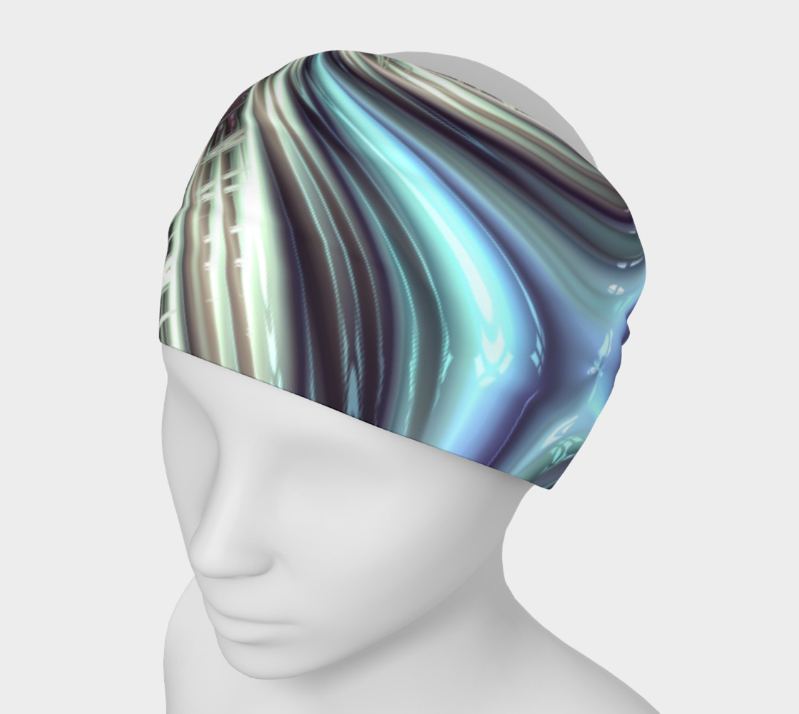 Cosmic Orchid Headband preview #1