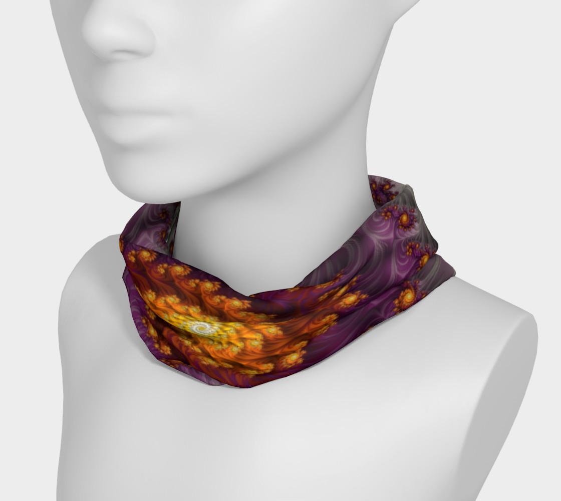 Aperçu de Saffron Frosting Headband #3