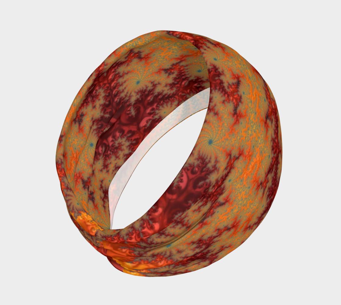Aperçu de Crimson Alley Headband #2