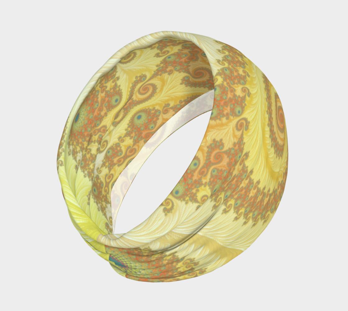 Citrus Swirl Headband preview #2