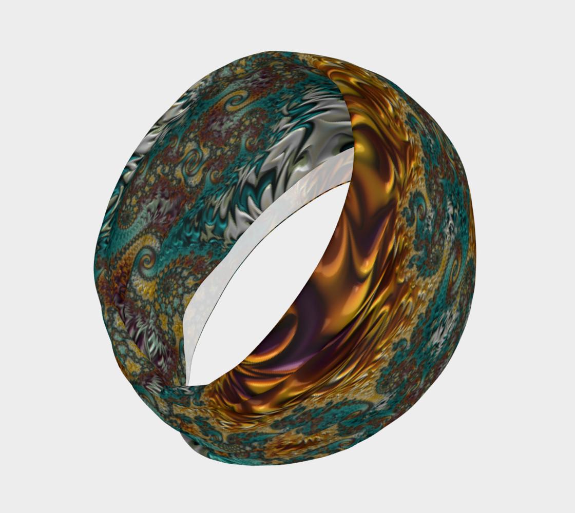 Marigold Garden Headband preview #2