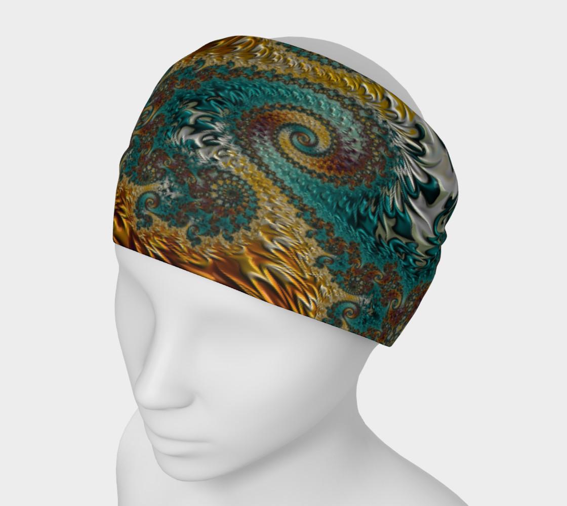 Marigold Garden Headband preview #1