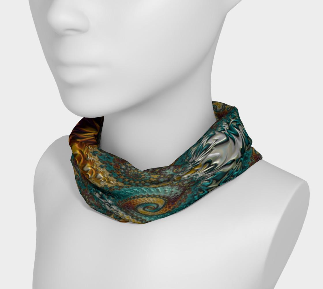 Marigold Garden Headband preview #3