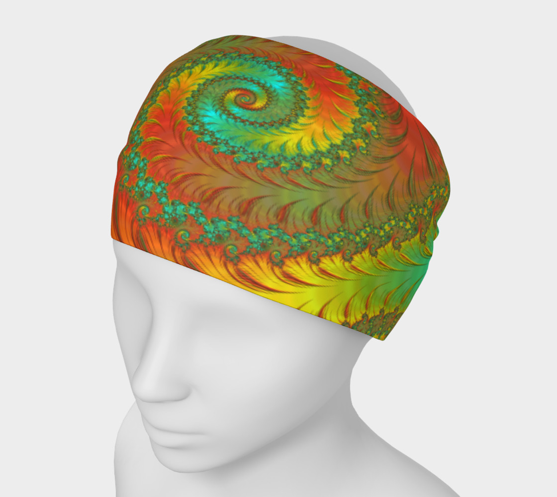 Aperçu de Mediterranean Muse Headband #1