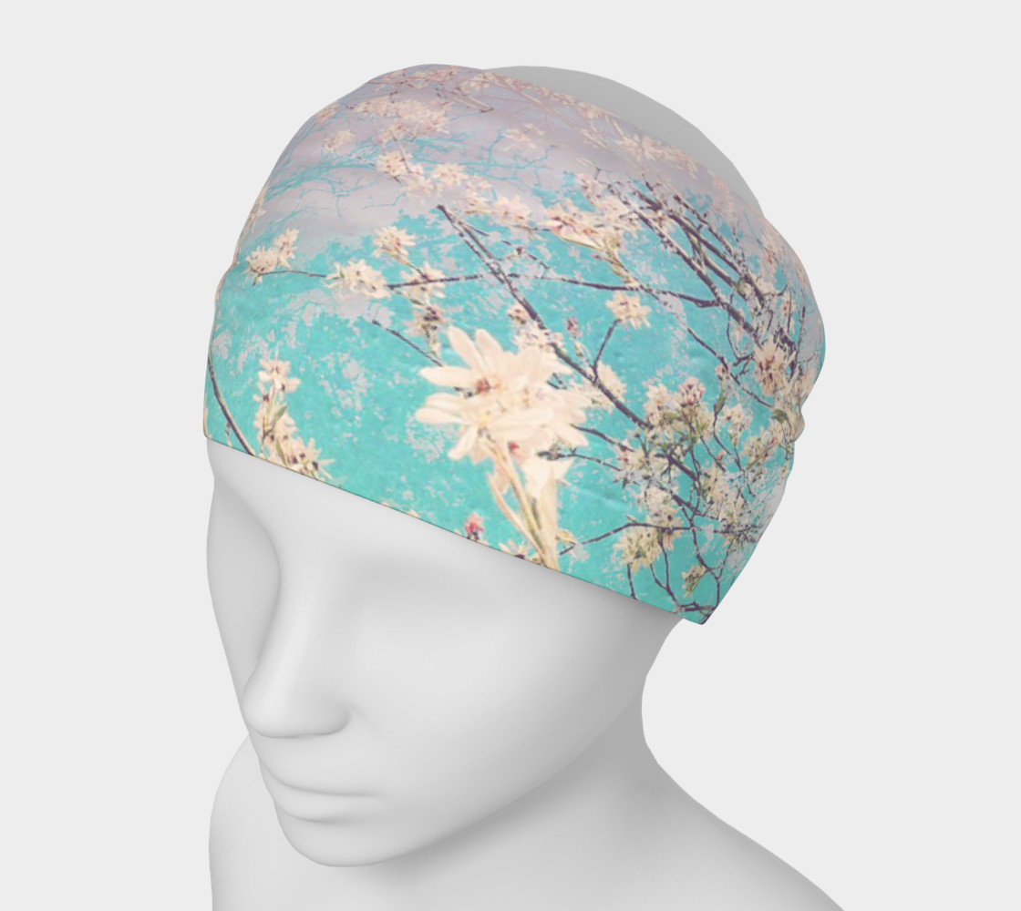 Spring Blossoms Headband preview #1