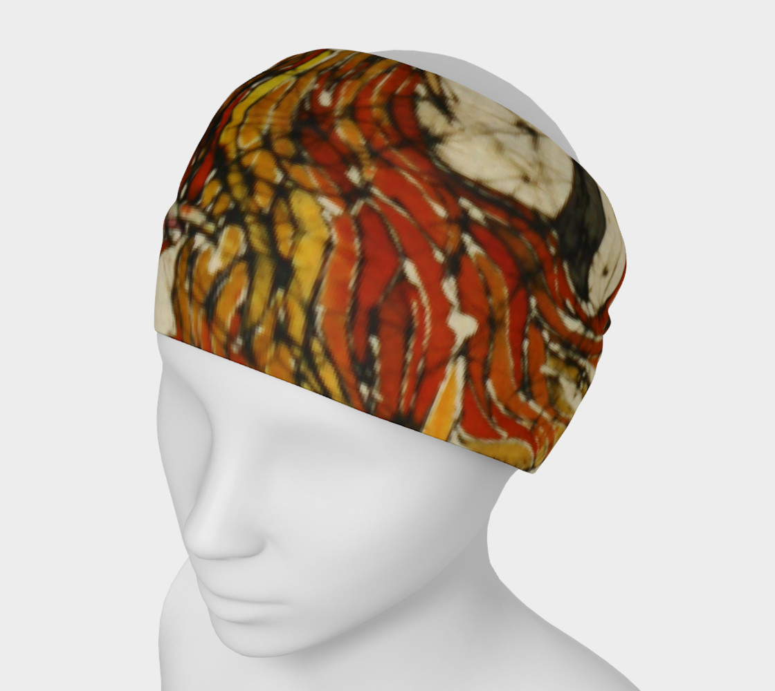 Phoenix Feathers Headband preview #1