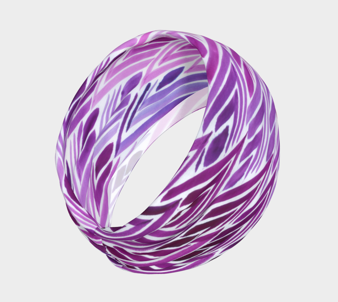 petal-scales-headband preview #2