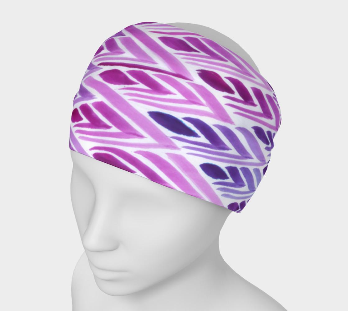 petal-scales-headband preview #1