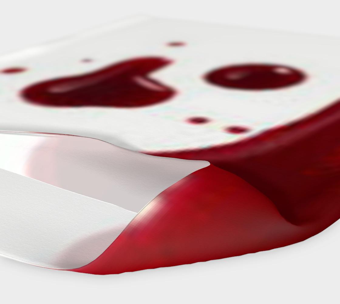 Blood Splatter four headband preview #4