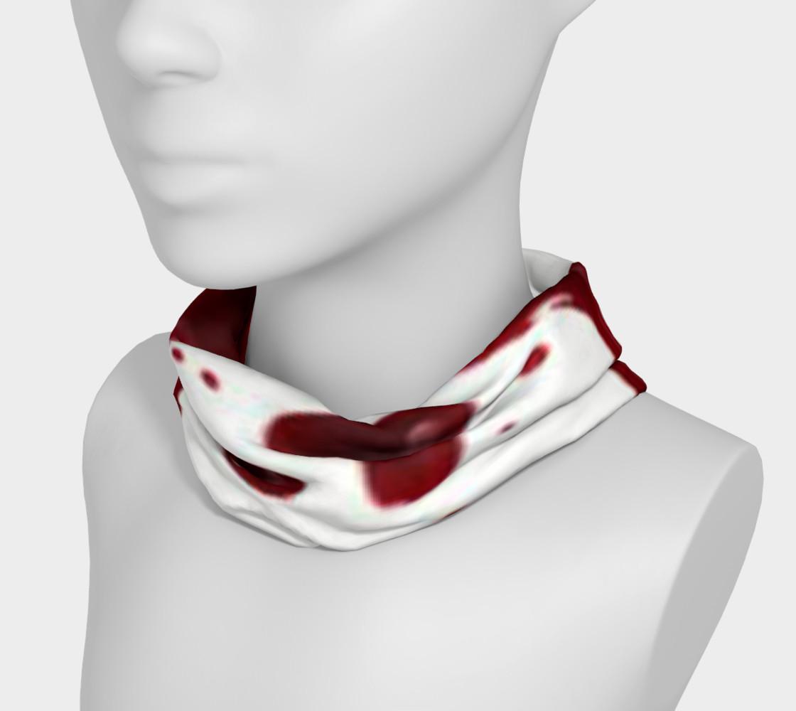 Blood Splatter four headband preview #3