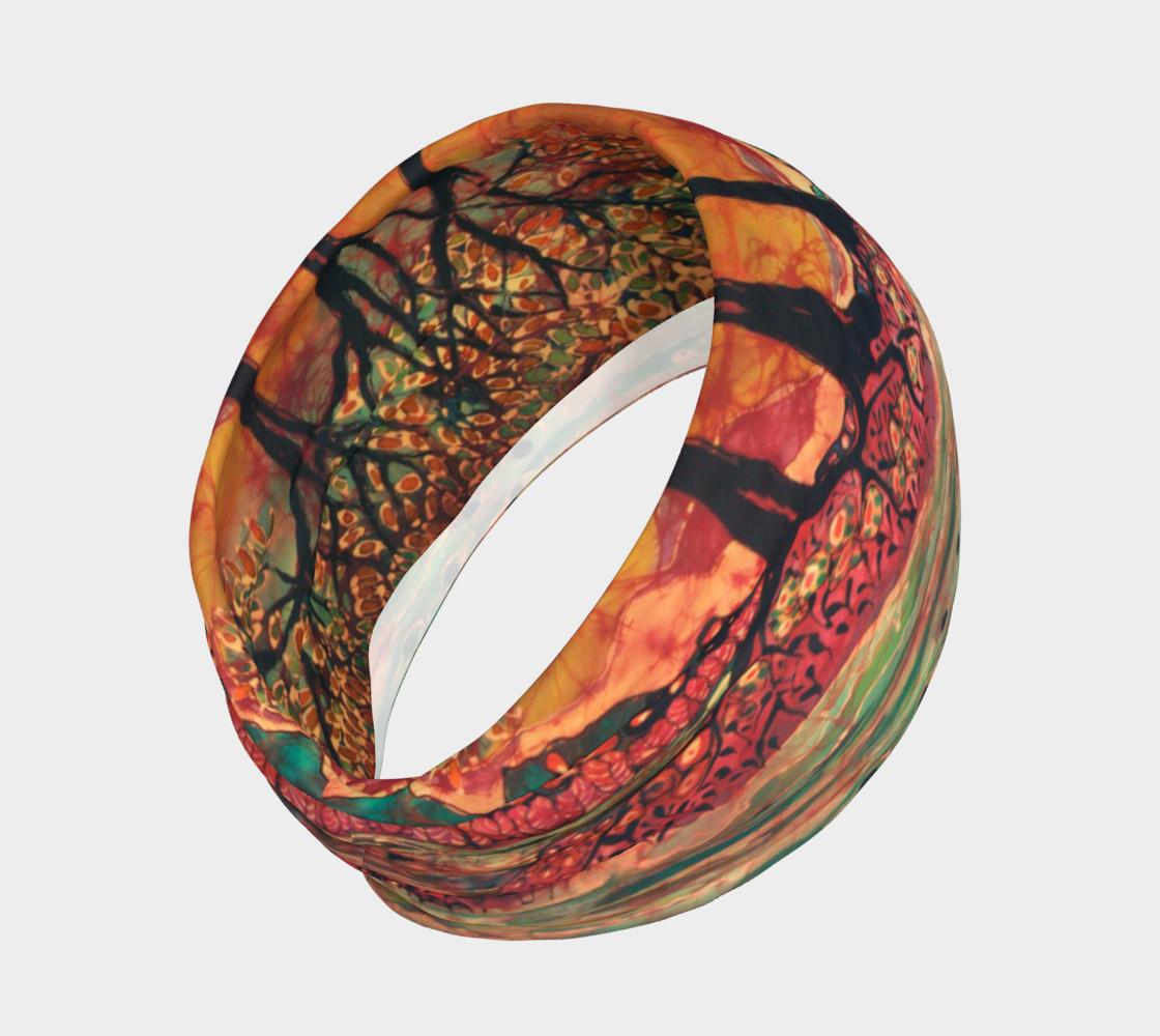 River Sunrise Headband preview #2