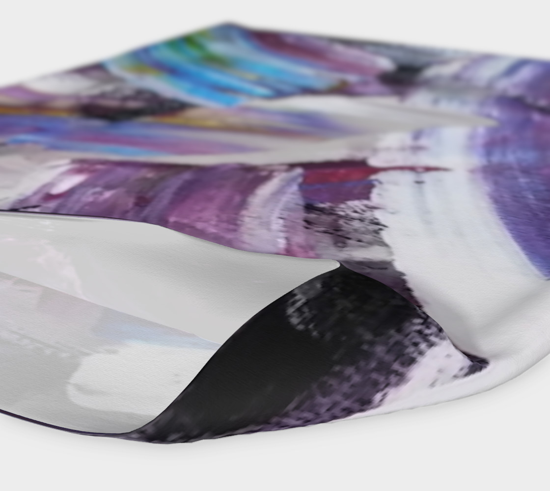 Headband or Scarf: Energy Shift Swooshes by Janet Gervers preview #4