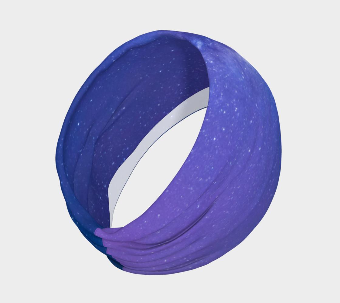 Aperçu de Milky Mystic Way Headband #2