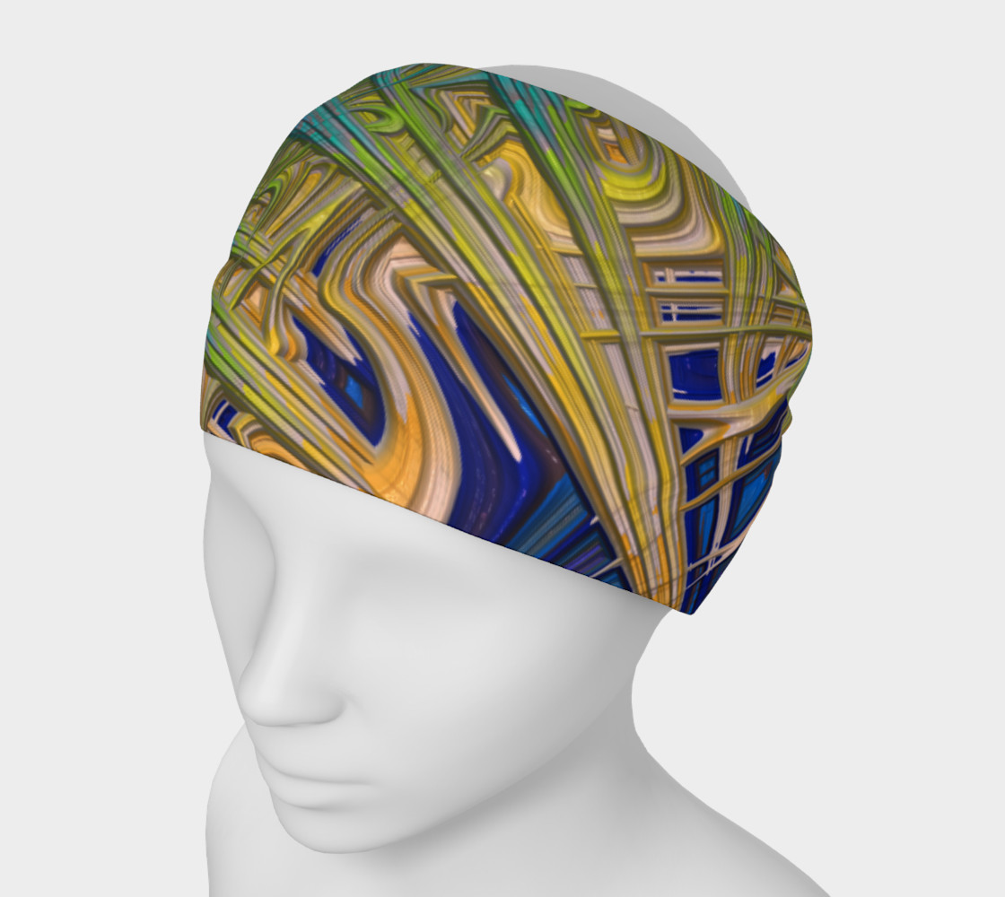 Underwater Fantasy Headband 3D preview