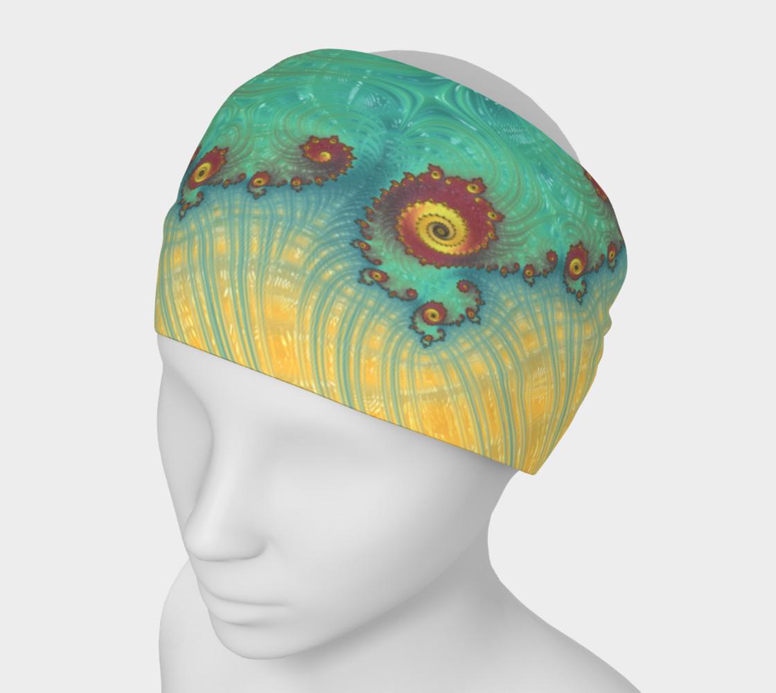 Aperçu de Tidal Pools Headband #1