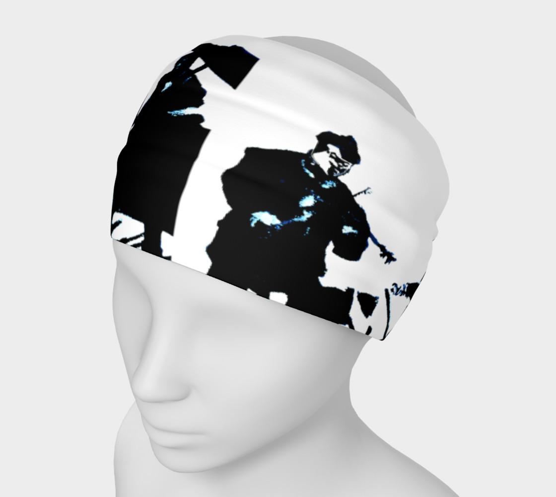 Aperçu de Chamber Jazz / Jazz Lover's Fashion Headband #1