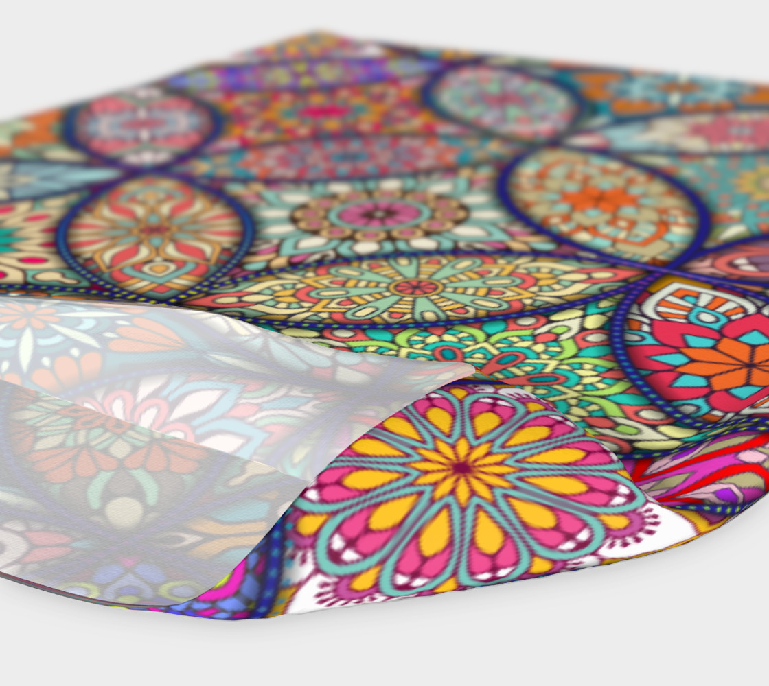 Vibrant Mandalas Headband preview #4