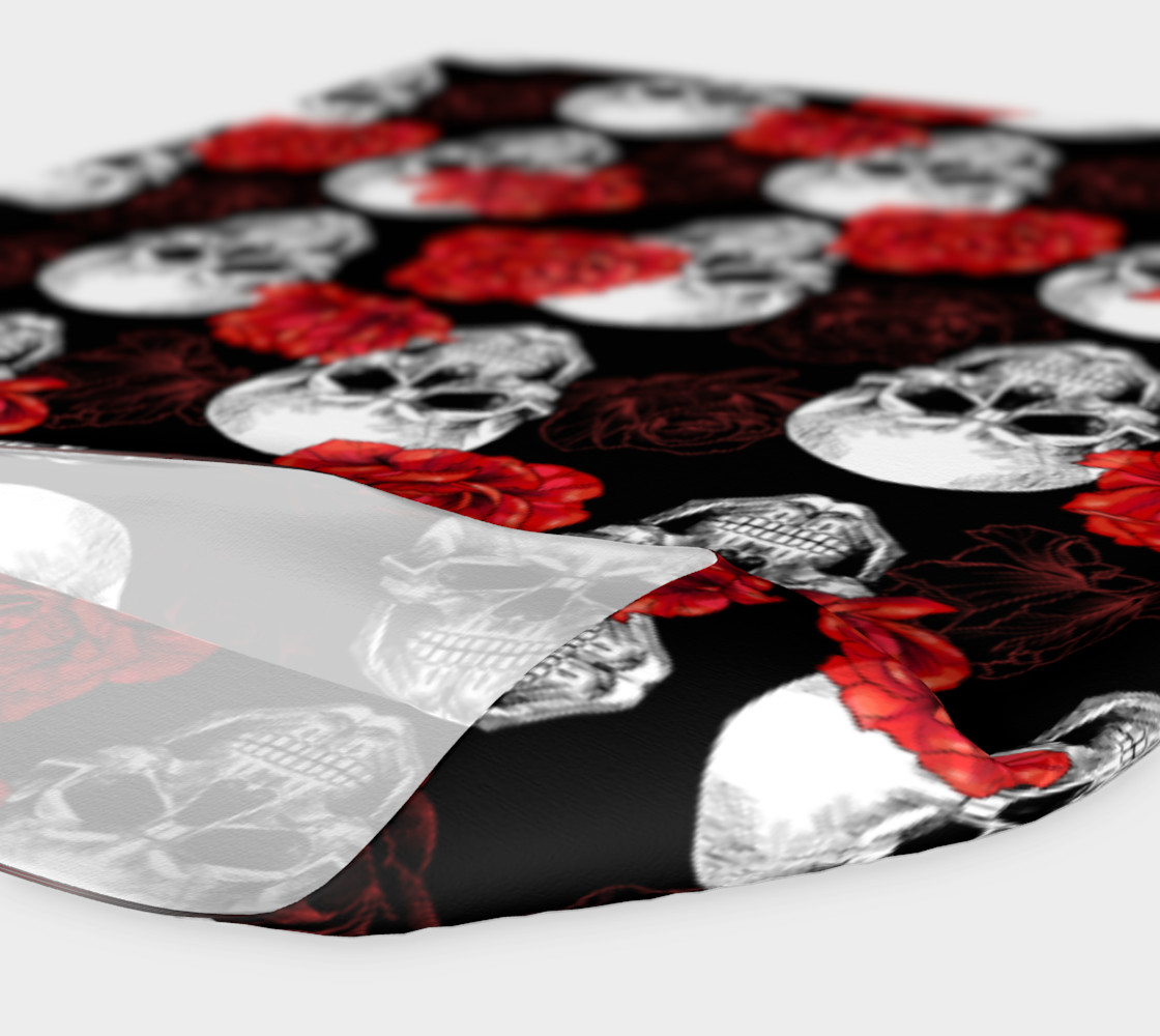 Skull & Rose Headband preview #4