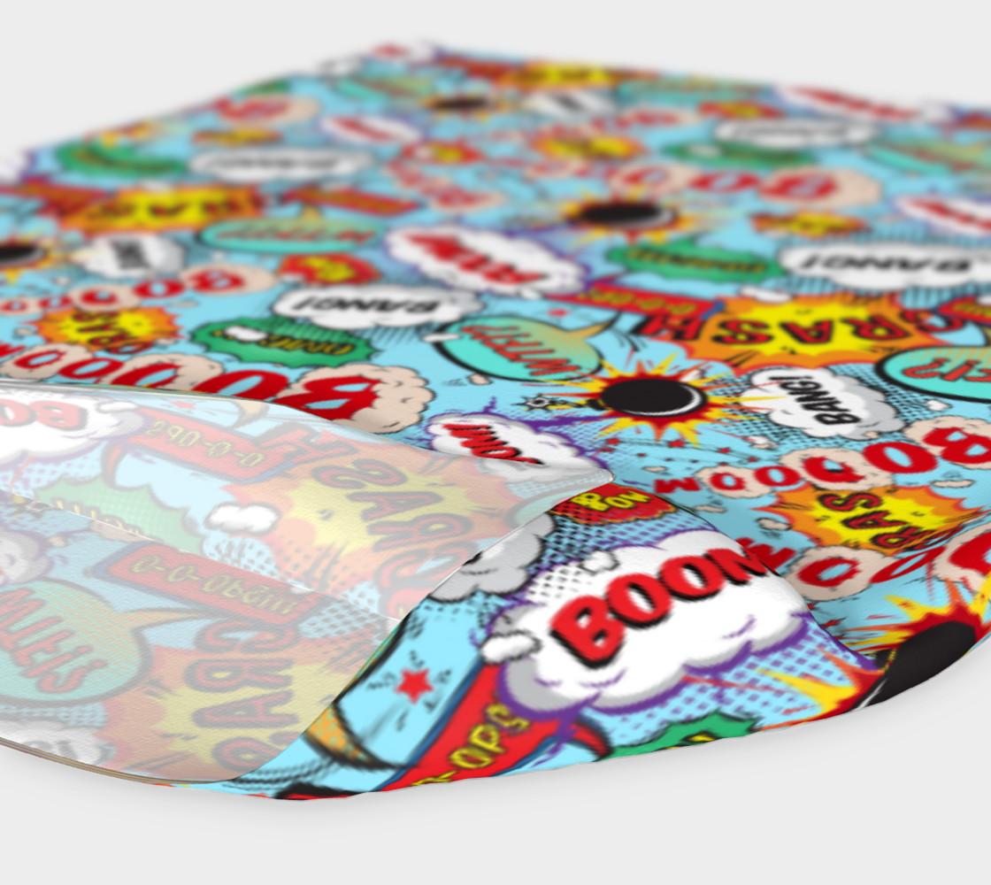 Comic Balloon Headband preview #4