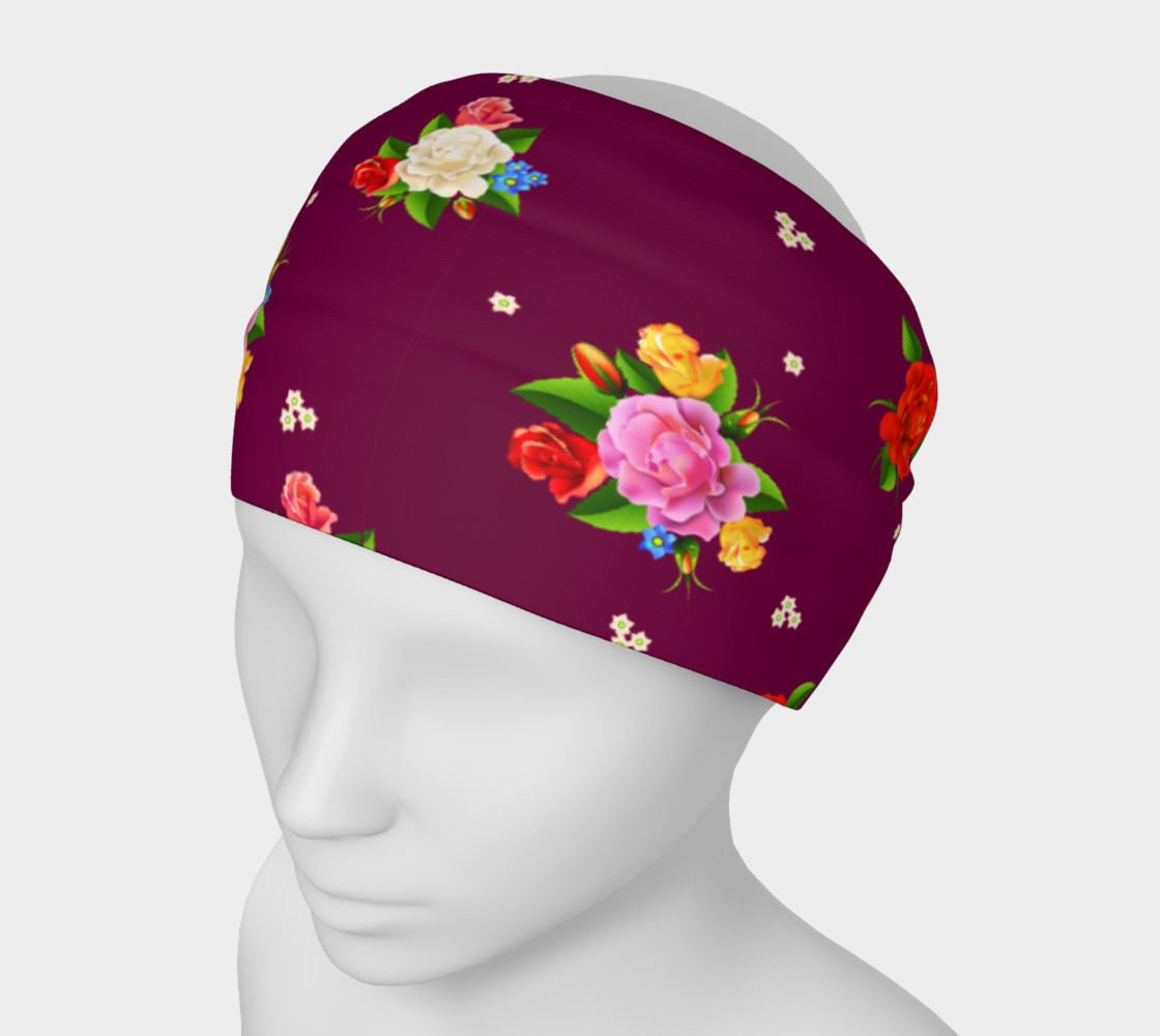 Rose Parade Hairband preview #1