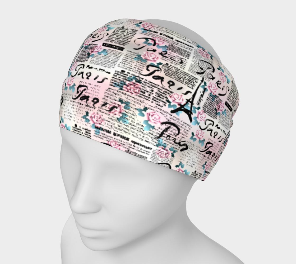Aperçu de Paris Headband #1