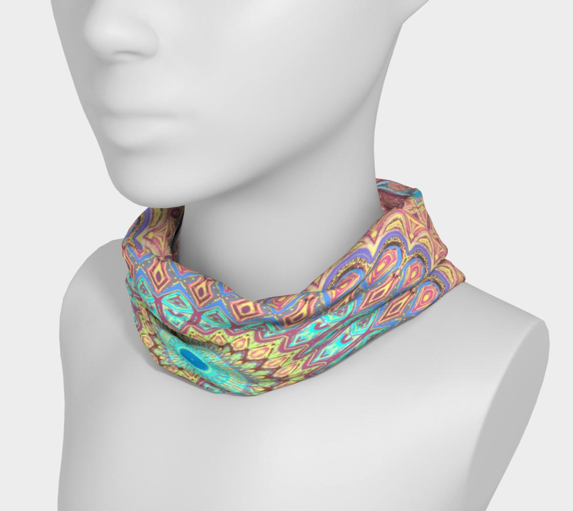 Aperçu de Jewel Mandala Faded Headband #3