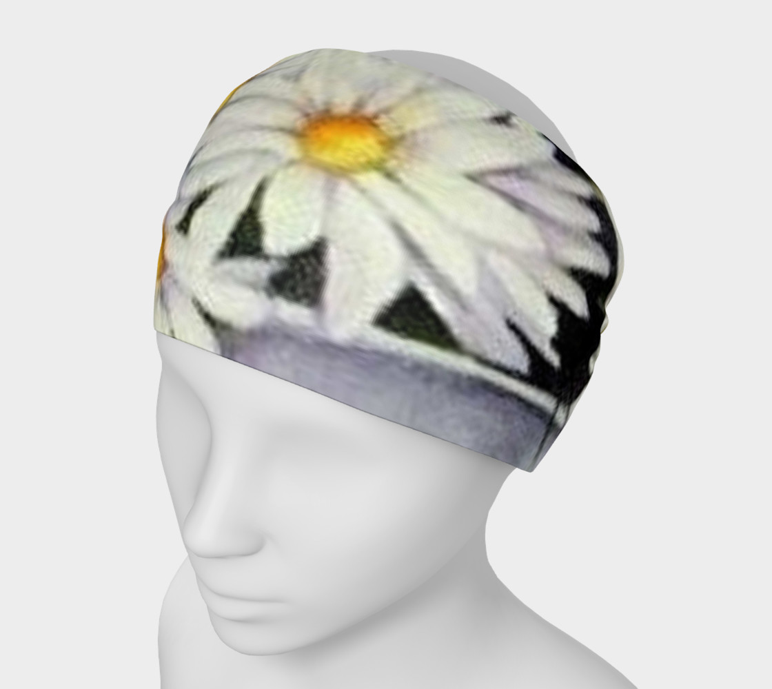 DAISY BOUQUET HEADBAND preview #1