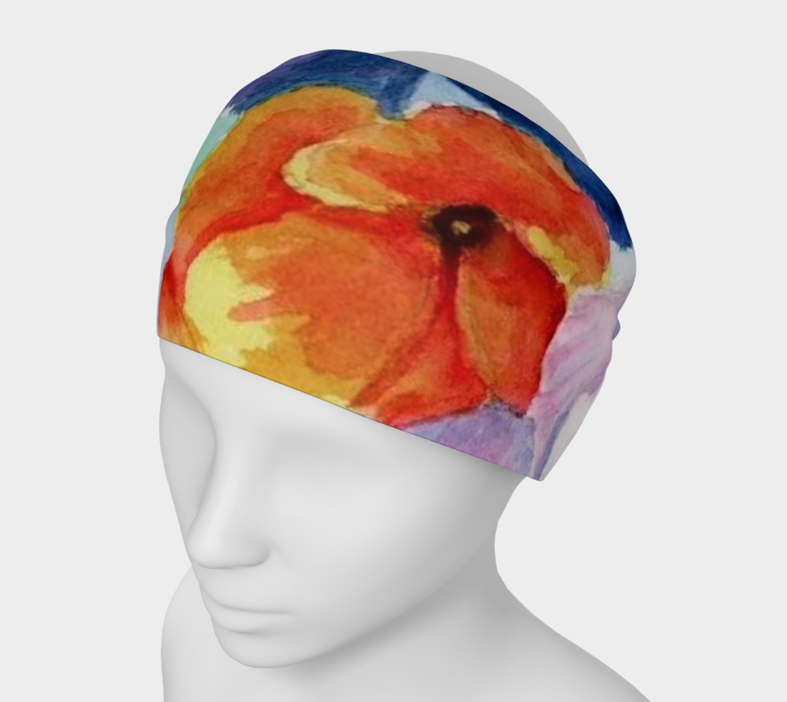 Pansies Head Band preview #1