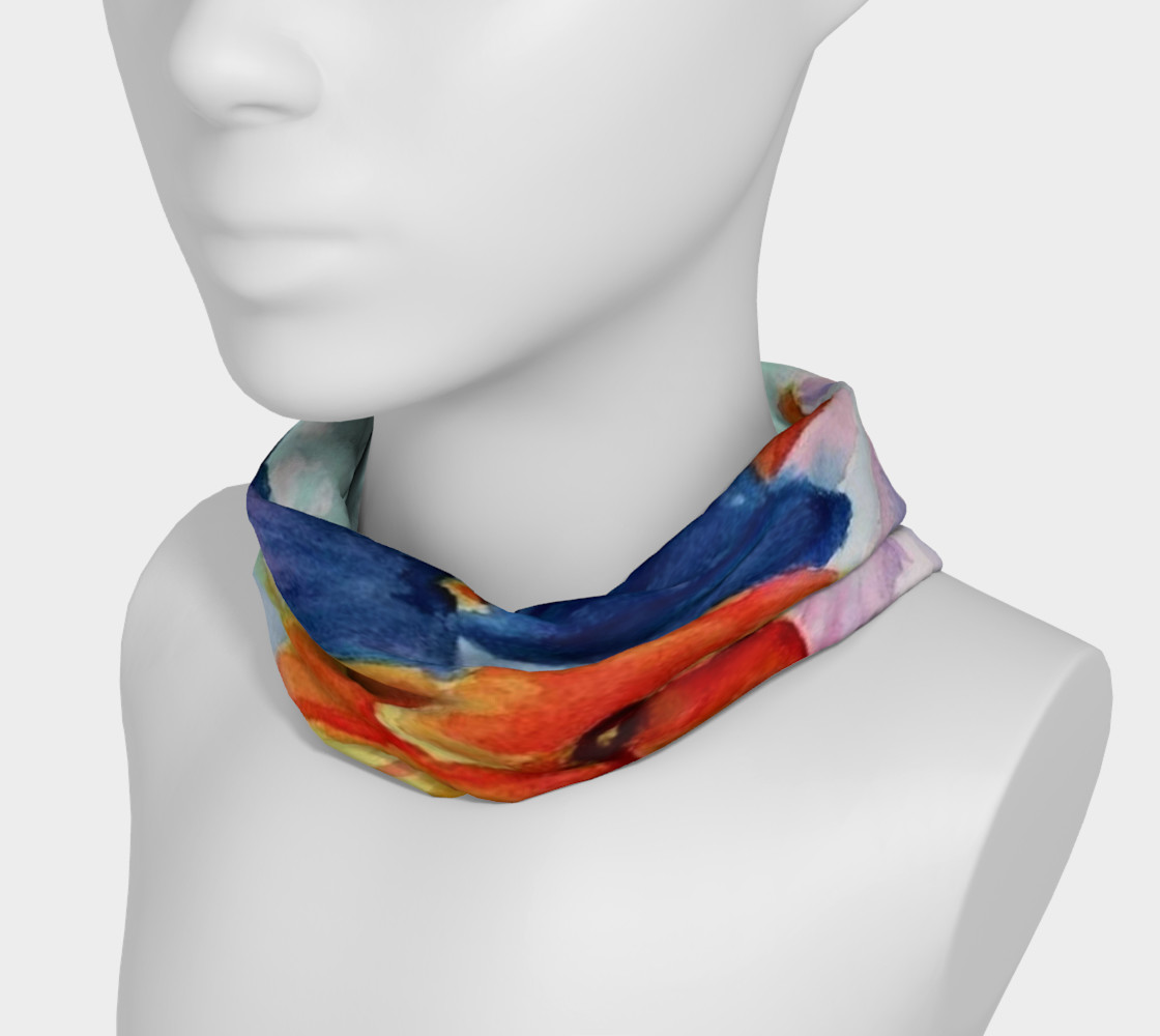 Pansies Head Band preview #3