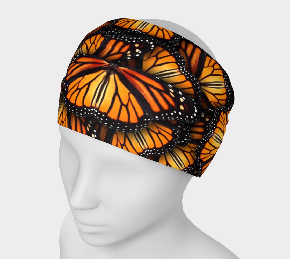 Aperçu de Heaps of Monarch Butterflies #1