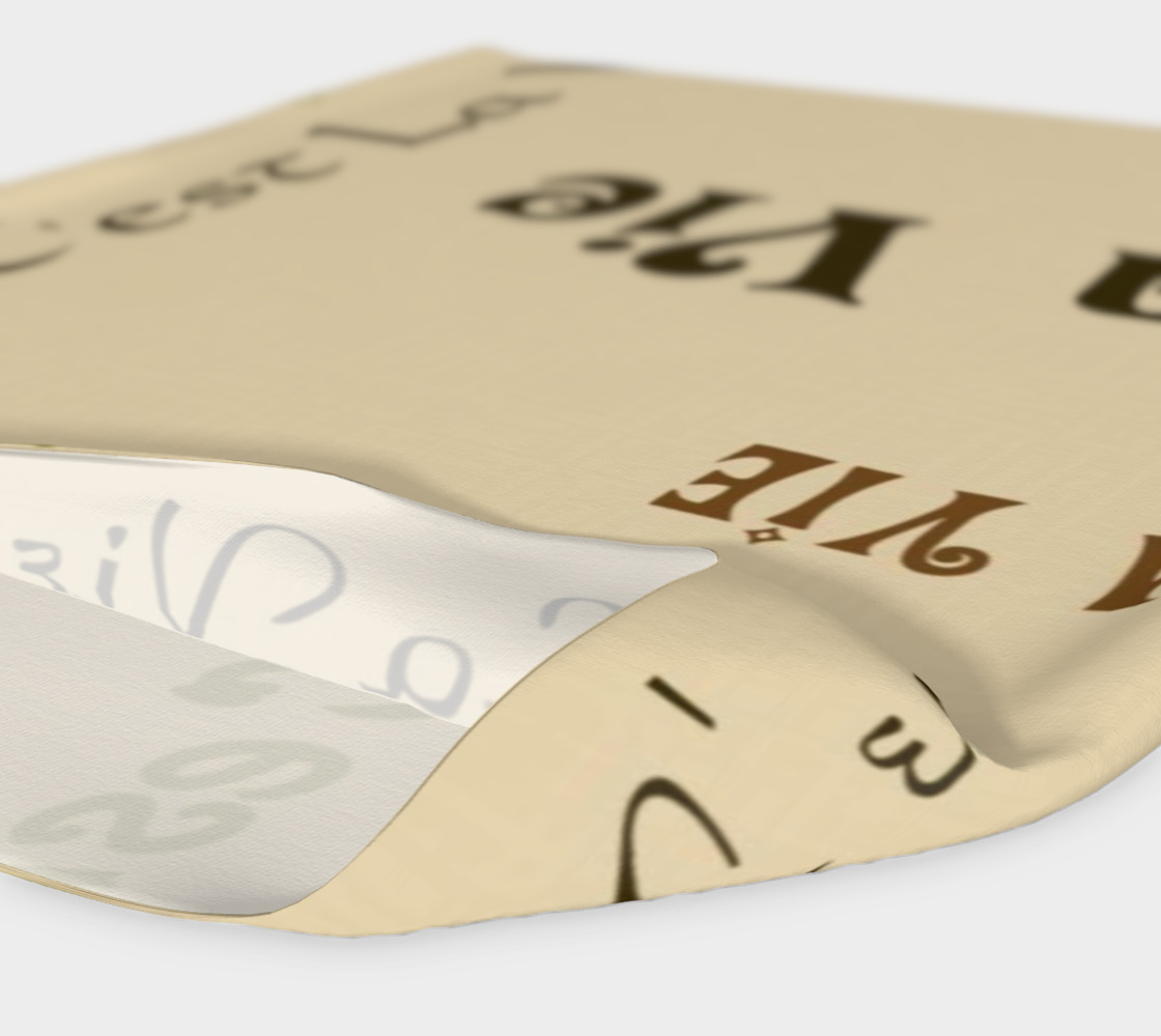 Coffee C'est la Vie Headband preview #4