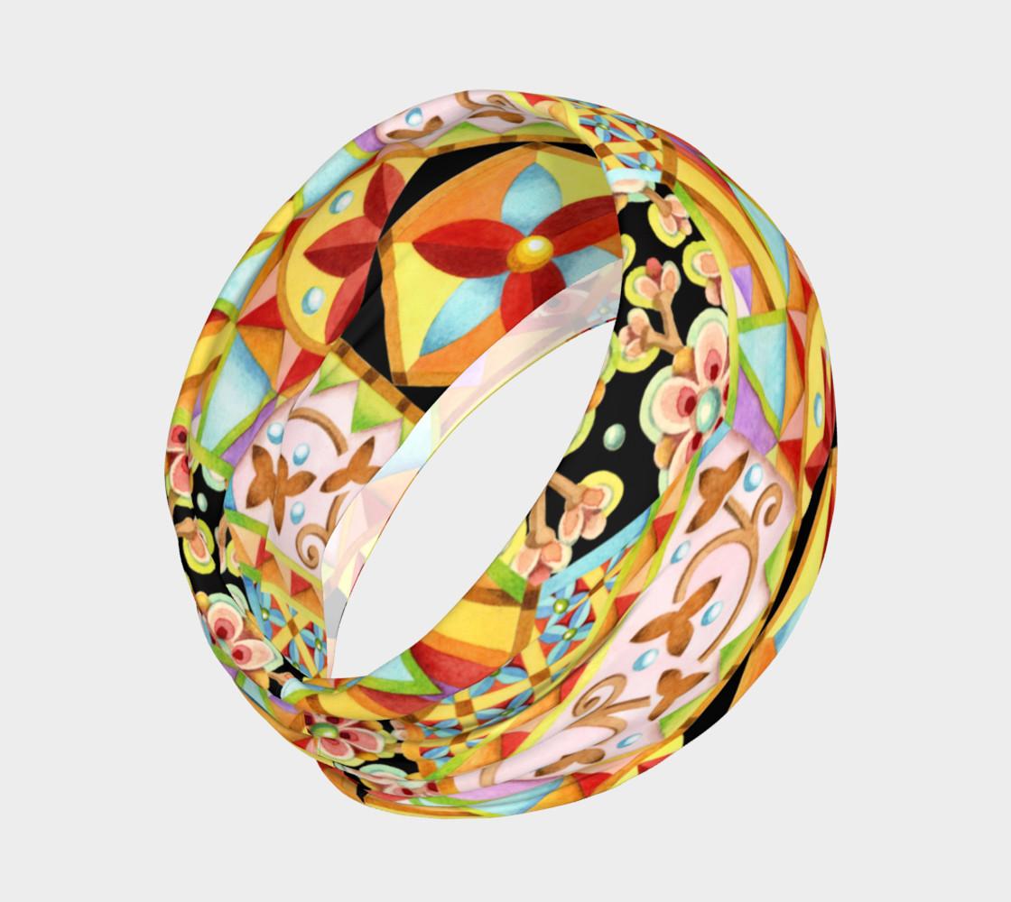 Gypsy Caravan Hexagons preview #2