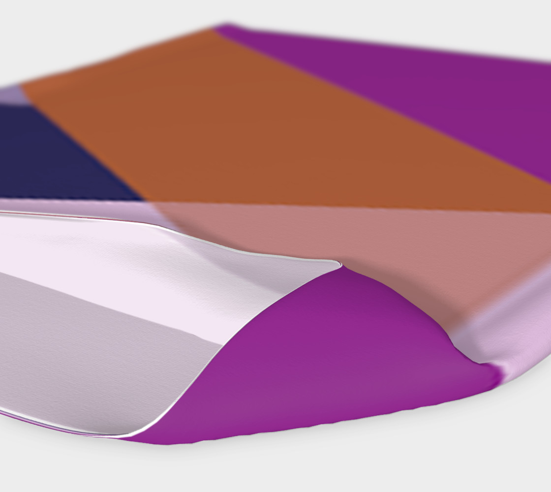 colour blocking head band preview #4