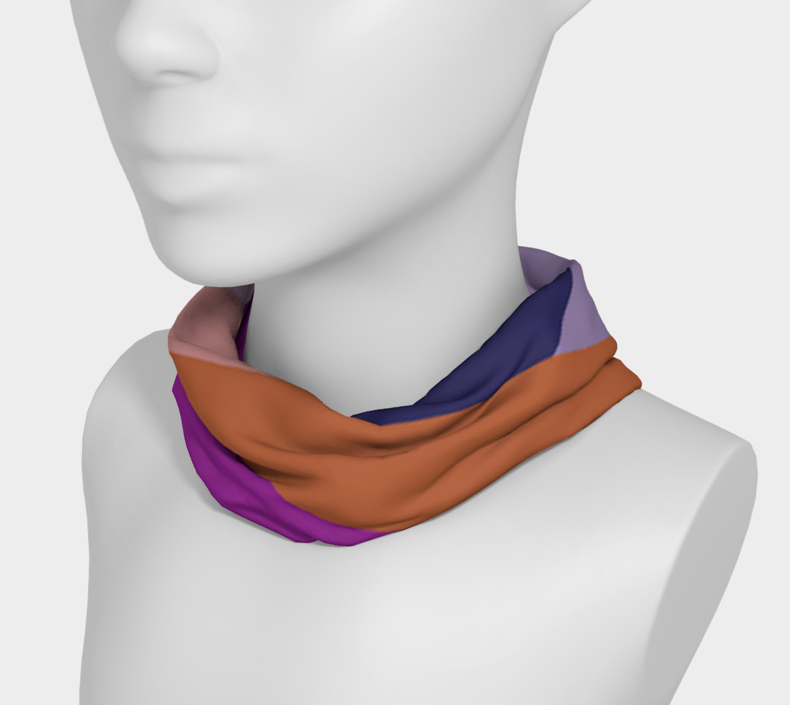 colour blocking head band preview #3
