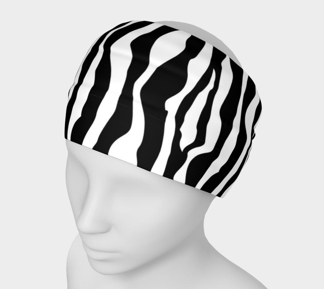 Aperçu de Zebra Print #1
