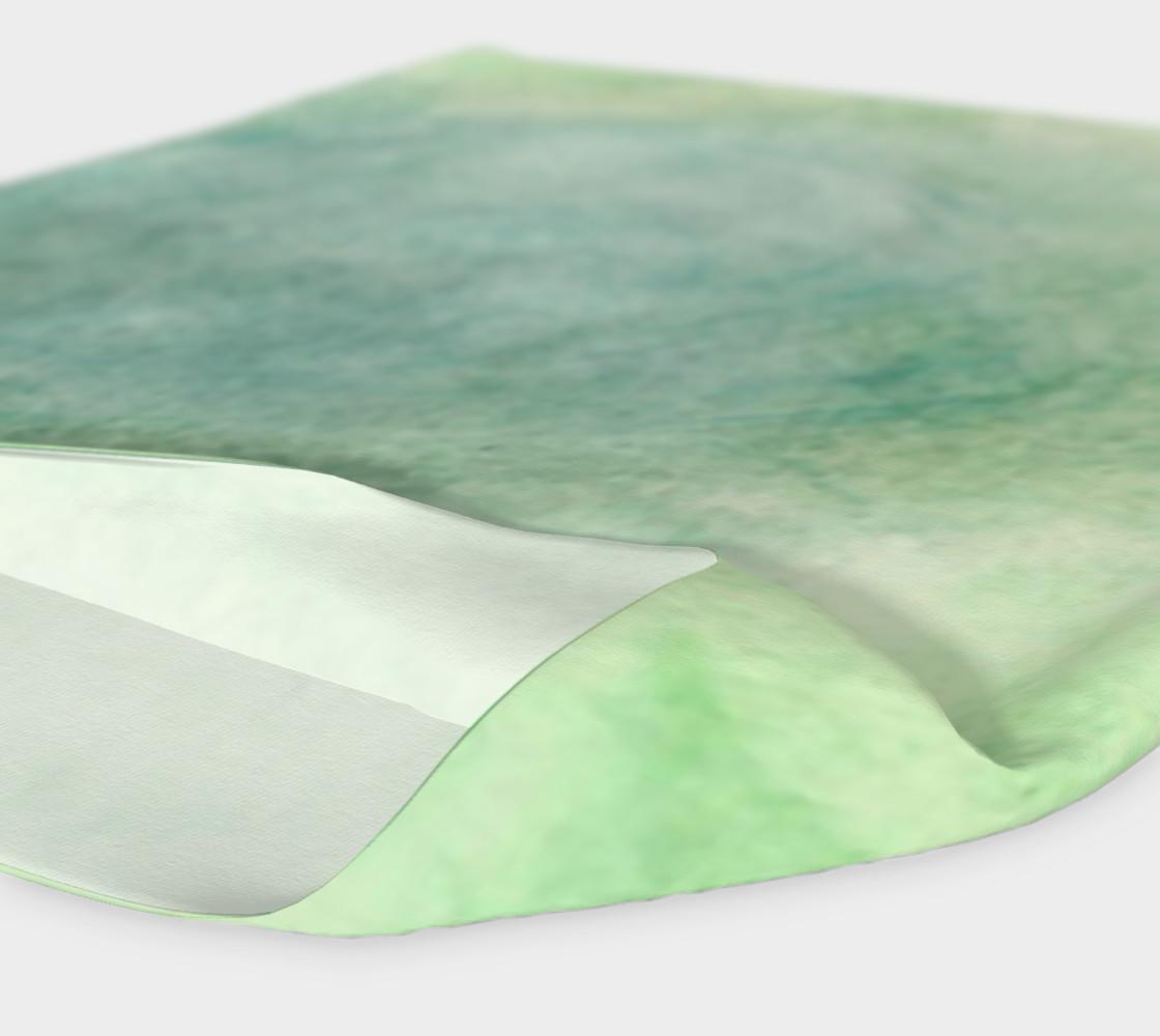 Green Dimension Flower Headband preview #4