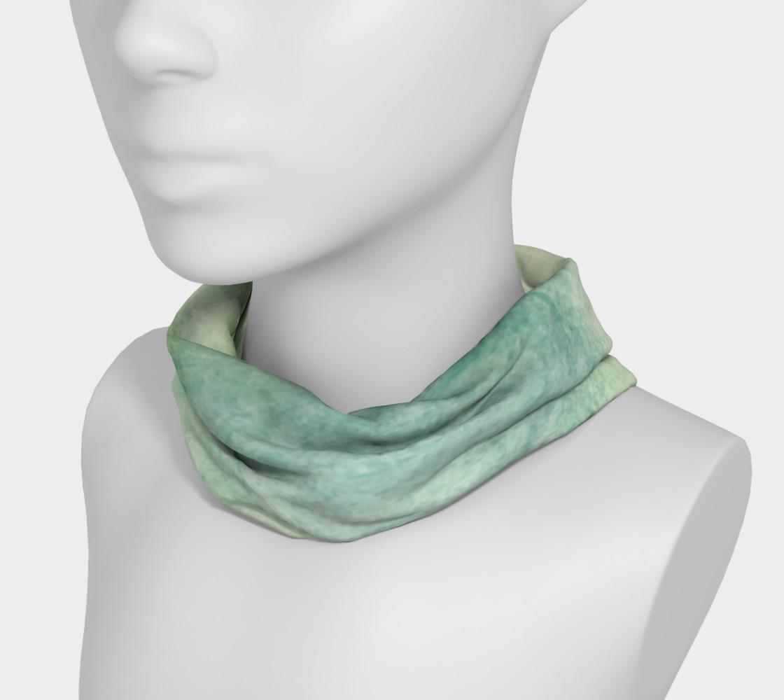Green Dimension Flower Headband preview #3