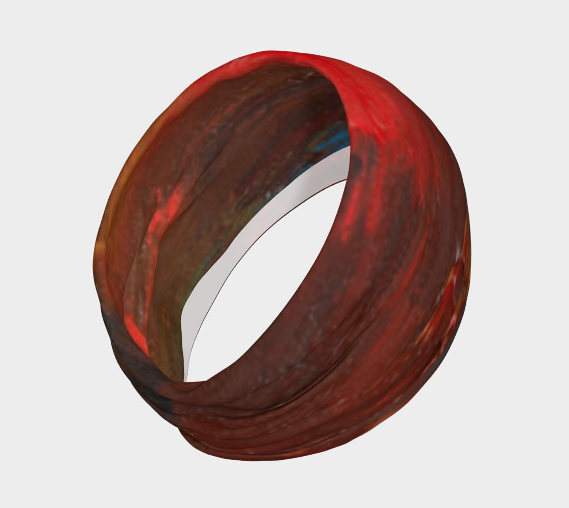 Crimson Ocean Headband preview #2