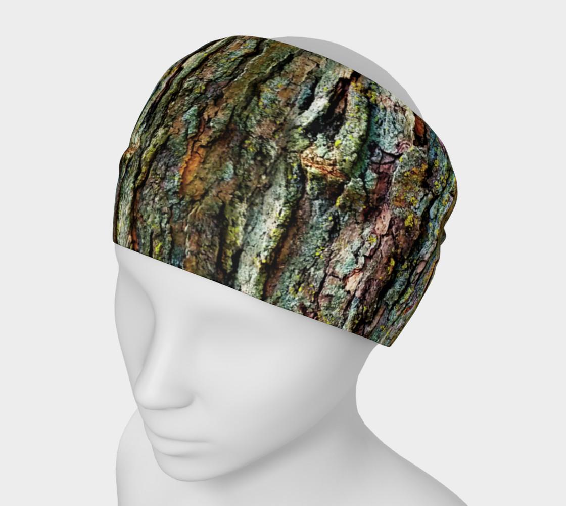 Tree Bark Headband preview #1