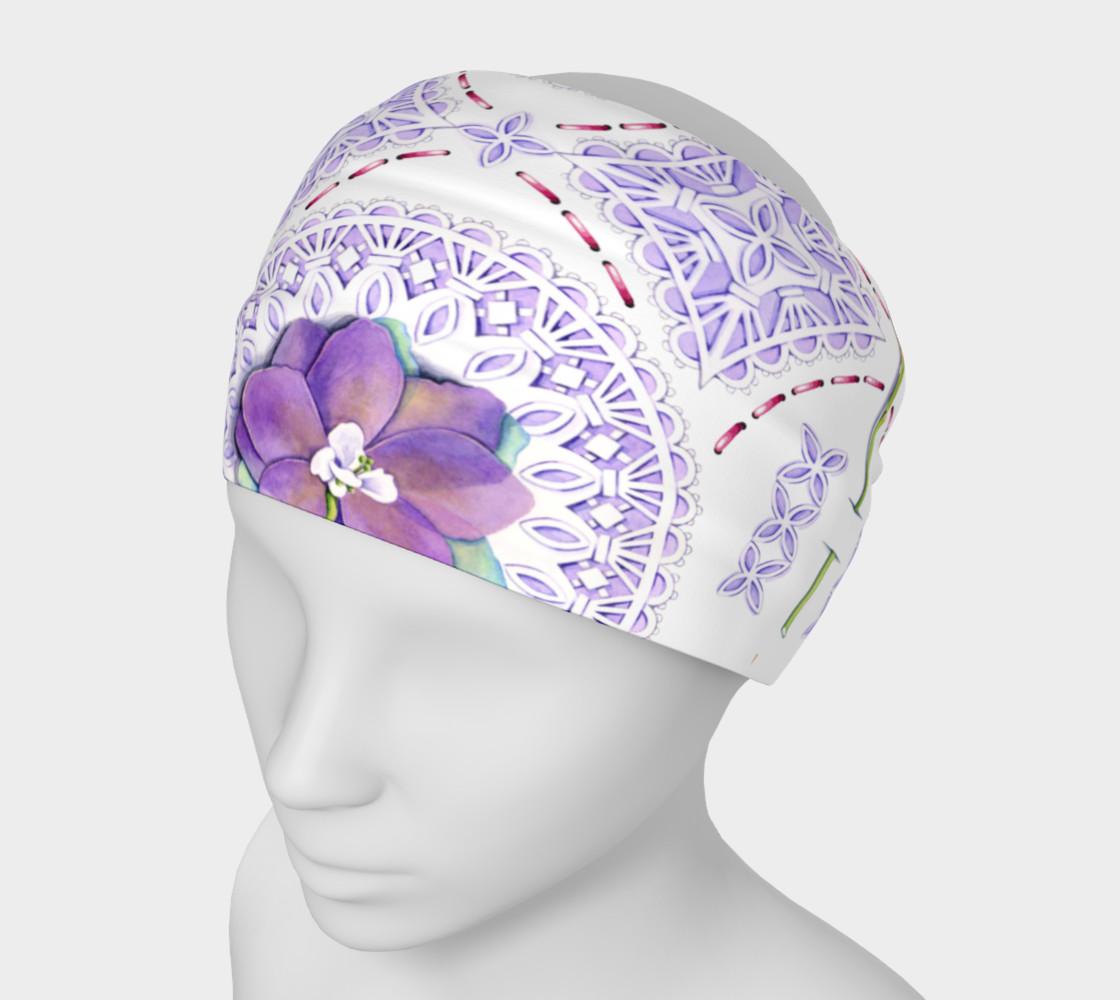 Aperçu de Victorian Lace & Flowers #1