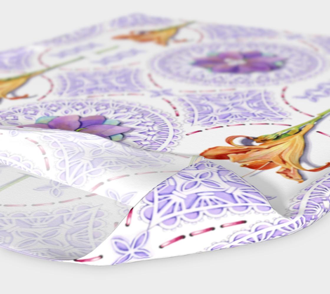 Aperçu de Victorian Lace & Flowers #4