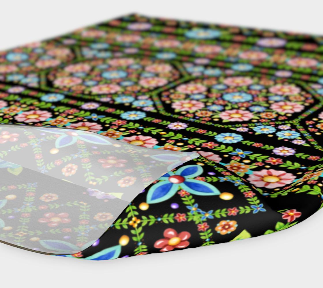 Millefiori Floral Stripe preview #4
