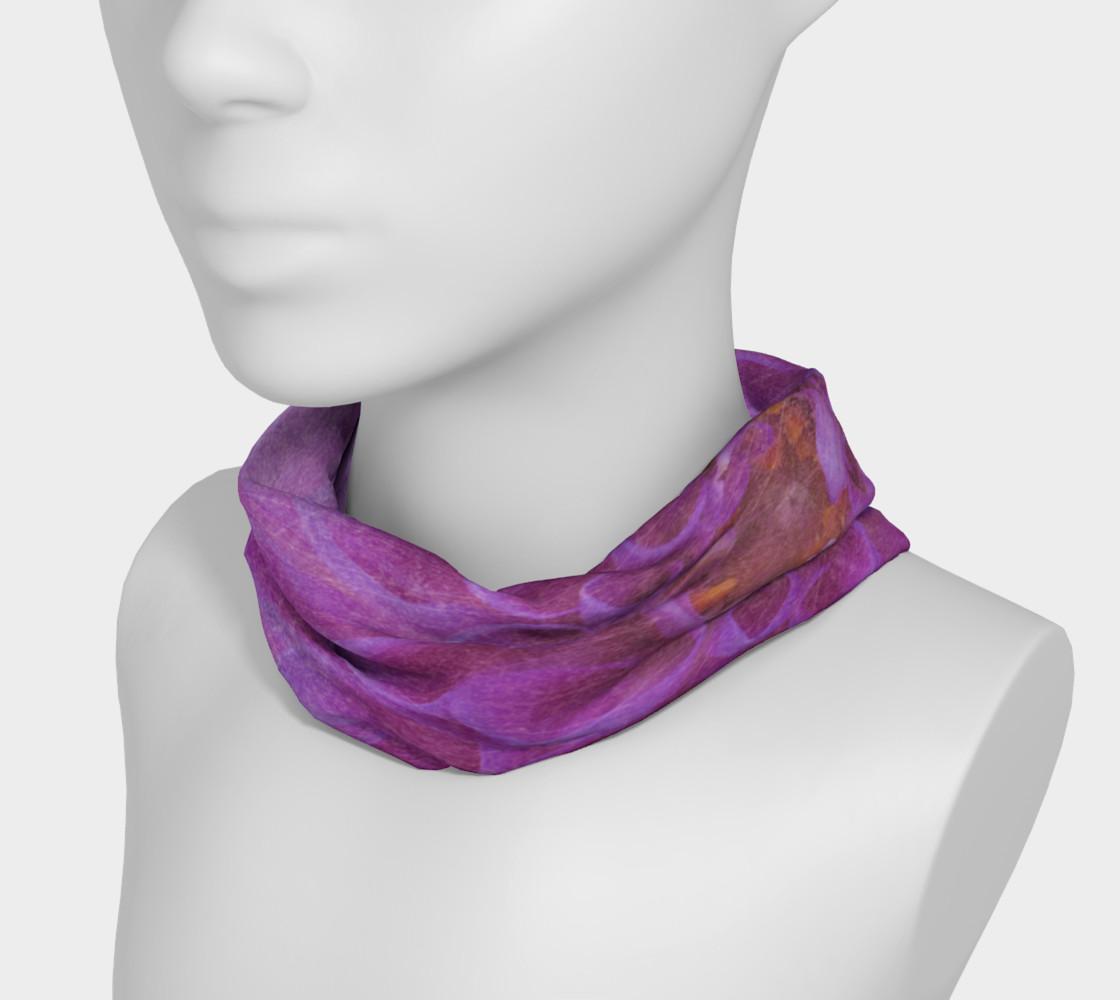 Pink Dahlia Headband preview #3