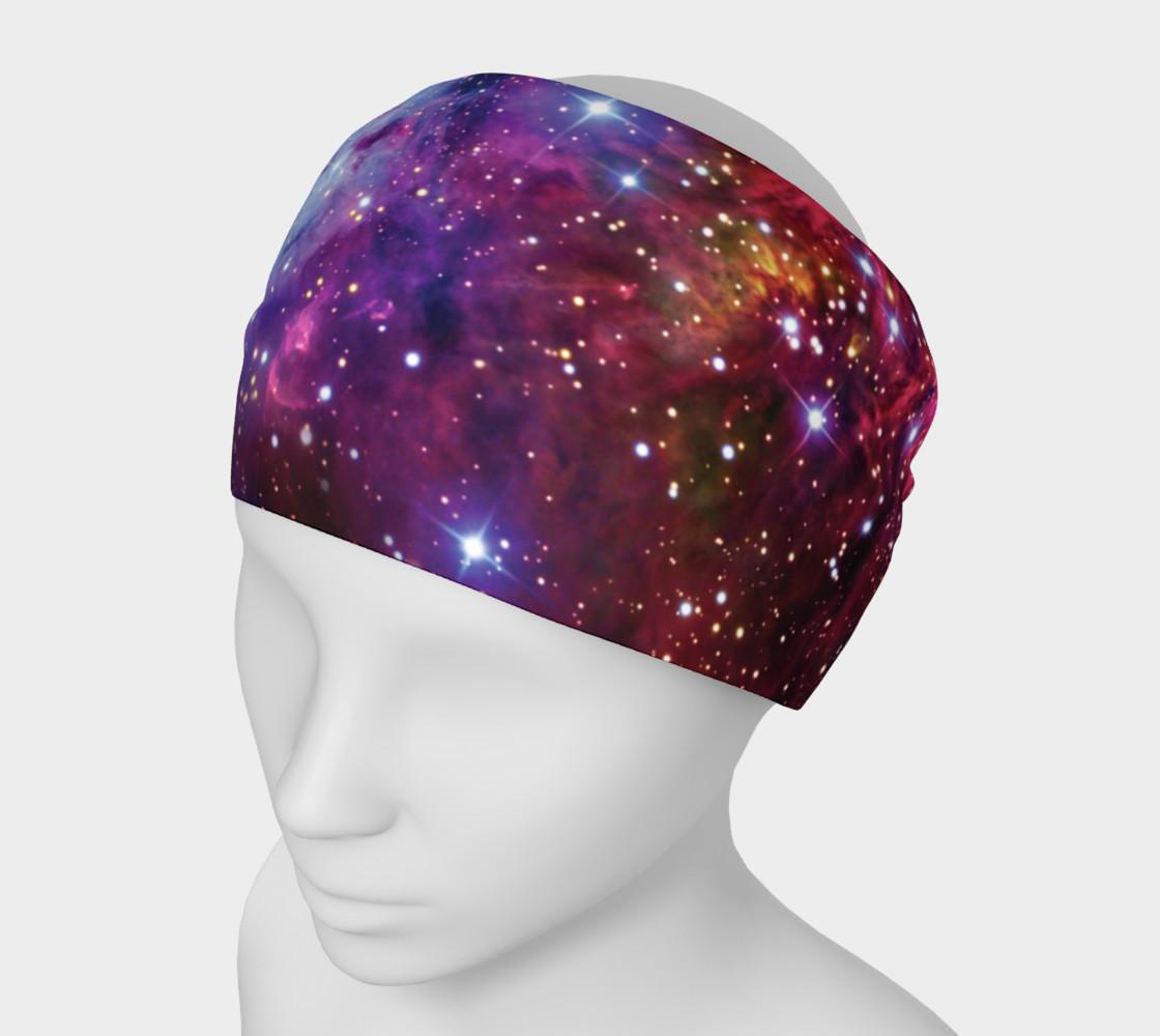 Fox Fur Nebula Headband preview #1