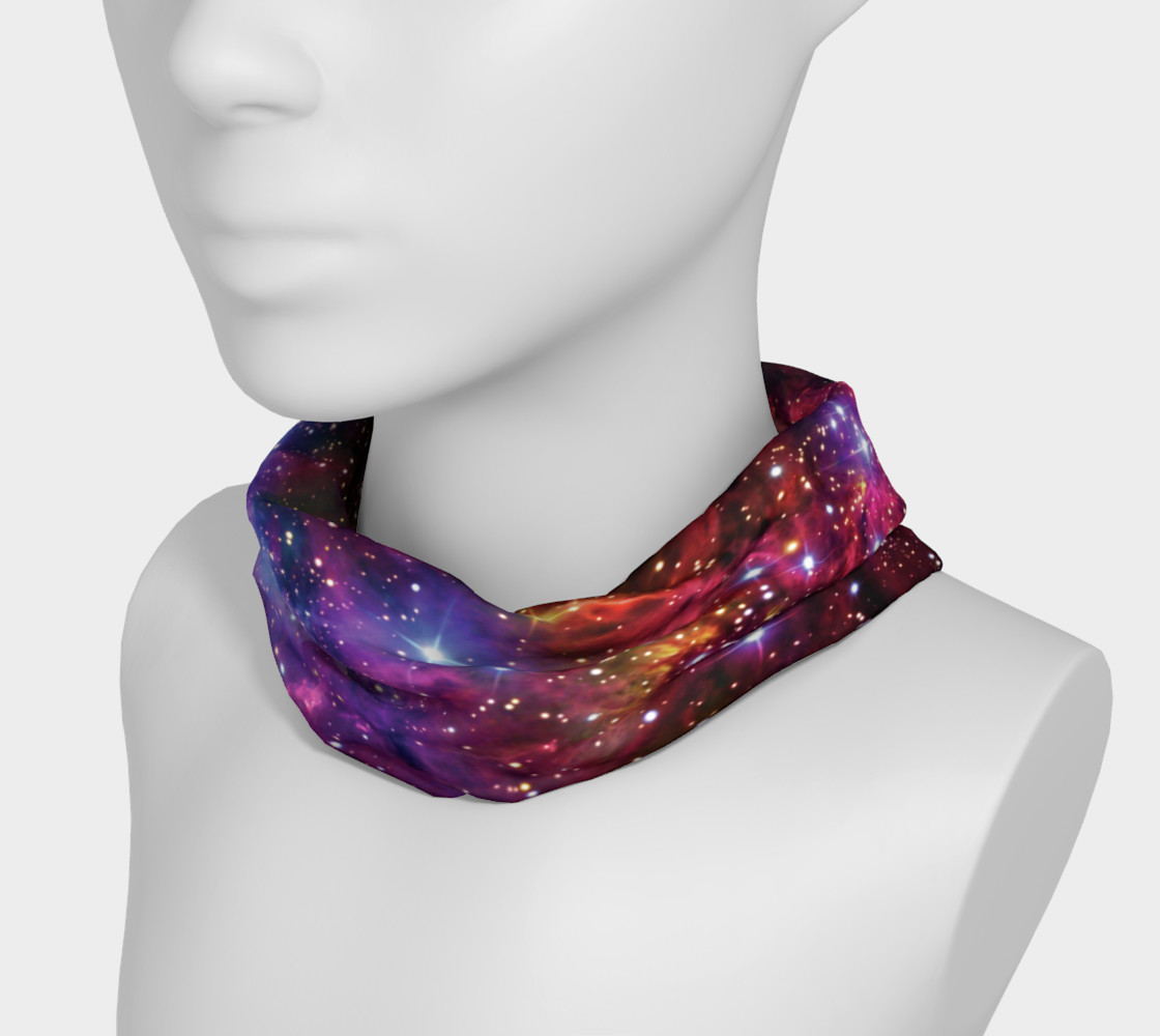 Fox Fur Nebula Headband preview #3
