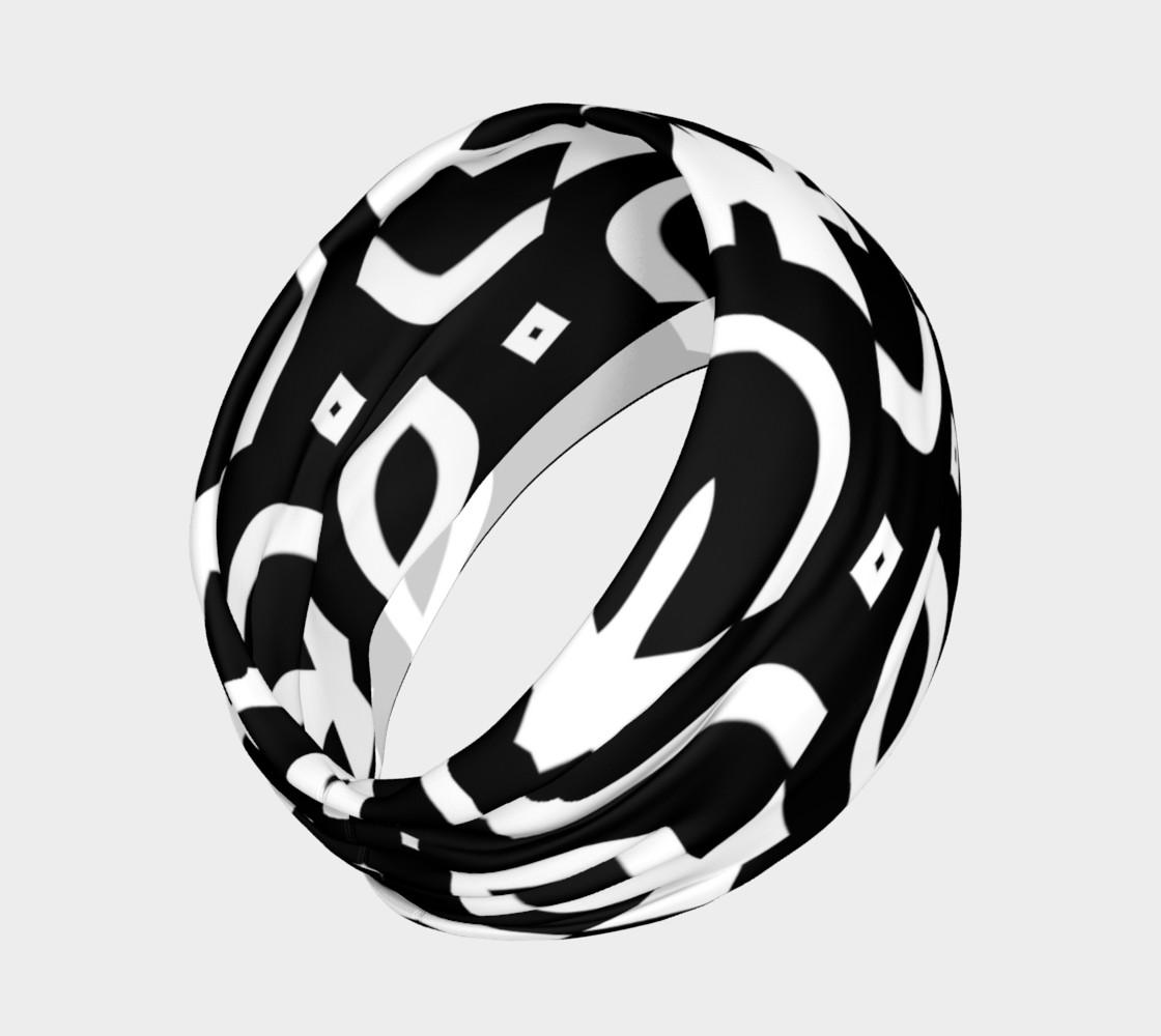Funky Tribe Black+White V1 preview #2