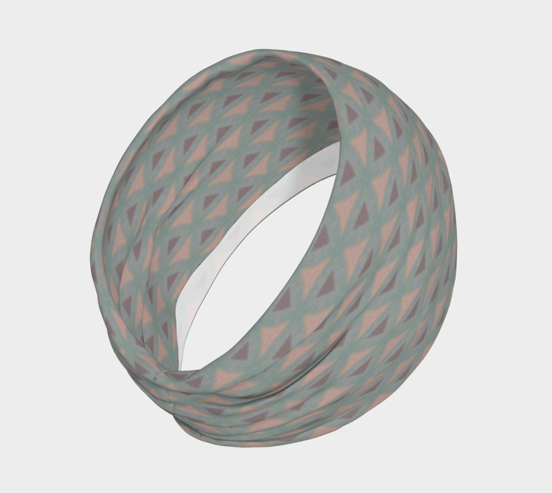 Cal & Lily 1300 Patterned Headband preview #2