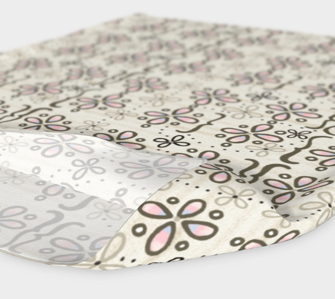 Mona's Dress Patterned Headband preview #4